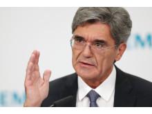 Siemens AG:s koncernchef Joe Kaeser