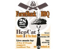 HepCat Rumble at Farmshack BBQ