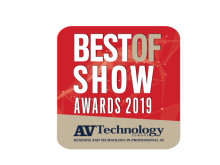 ISE 2019 Best of Show Award