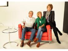 Making Of des Kampagnen Shootings der Felix Burda Stiftung mit Uschi Glas und Dieter Hermann