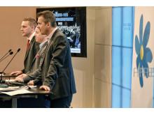 Pressträff inför Kommun- och landstingskonferensen 2012