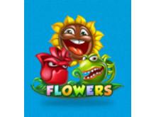 Flowers slot på Vera&John online casino