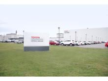 Toyota Material Handlings europeiska huvudkontor i Mjölby