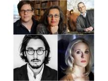 Författarkvällar i Almedalsbiblioteket 2013