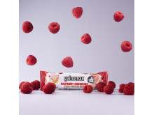 Gainomax Twin Protein Bar Raspberry Cheesecake