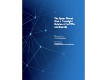 Cybersäkerhet - en översiktsguide för ledning och styrelse