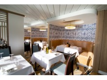 Pride of America Renovation Dining