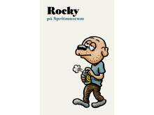 Rocky på Spritmuseum