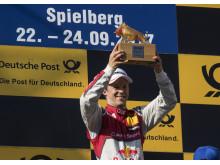 Mattias Ekström Seger DTM Spielberg 23 sept