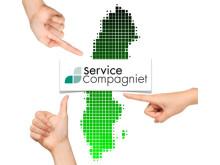 Saab väljer ServiceCompagniet
