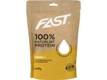 Naturligt Nordiskt Vassleprotein - Vanilj 400g