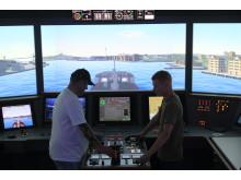 Simulatoren på MARTEC