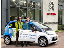 Citroën C-Zero Electric Odyssey