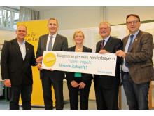 Bewerbungsauftakt für den Bürgerenergiepreis Niederbayern 2016