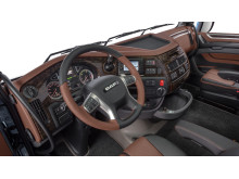 30. DAF XF - Interior - Exclusive Line
