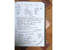 Tajine Receipt_Source NOSADE