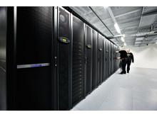 Schneider Electric topprankas för styrning av Datacenter