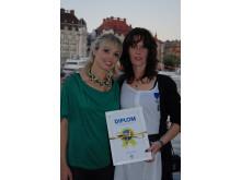 Årets Trafikhjälte 2011 - Elisabeth Johansson