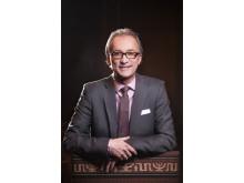 Stefan Forsberg, ordförande Svensk Scenkonst. Foto Elisabeth Ohlson Wallin