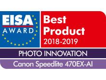 EISA-Award-Logo-Canon-Speedlite-470EX-AI