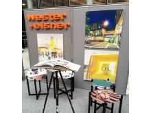 Wester + Elsner ställer ut på Arkipelago