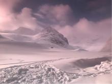 Drönare Arktis foto Maria Ader ÅF