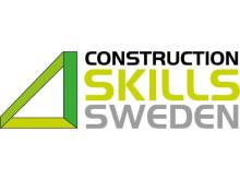 Contruction Skills Sweden logga