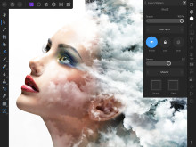 Affinity Photo for iPad: Blend Modes