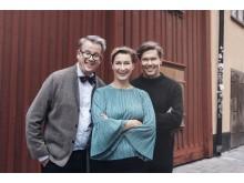 Matsamtalet Richard Tellström Sigrid Barany Tommy Myllymäki