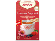 Yogi Tea Immune Support poser
