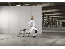 Nordsjö Pro Activity hjälper yrkesmålare att stärka kroppen samt förebygga skador genom enkla övningar.