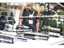 Stark och snabb industriutveckling