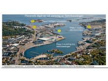 Huvudförhandlingar inleds idag för projekt Sanering av Oskarshamns hamnbassäng