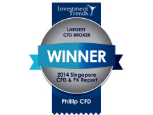 Largest CFD Broker 2014 - Phillip CFD