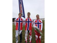 Hetland, Navrestad og Idsøe norgesmestere i BMX 2015
