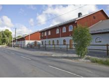 Ågesta gård - stall och ridhus