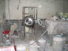 Illegal tillverkning av falska läkemedel i Kina
