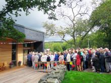 Invigning Askims församlingshem och askgravlund