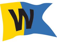 Waxholmsbolagets logotype utan text