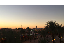 Kosybar Marrakech sunset_Source NOSADE