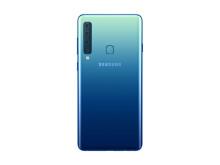Galaxy A9_Back_Lemonade Blue