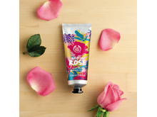 Limited Edition British Rose Hand Cream, 130 kr/100 ml