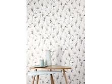 Skapa romantik i ditt hem med tapeter från Midbec