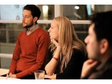 Juryn träffas för att avgöra Årets Pressrum 2011