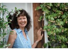 Vår vandringleder og lokalboende guide; Veronica Sparre