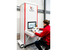 The innovative X-ray component counting system XRHCount