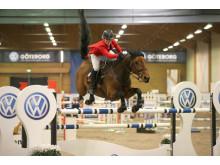 Ridsport - Linda Heed vann Volkswagen Grand Prix i Billdal