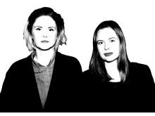 Carolina Hemlin & Anna Dahlqvist, chefredaktörer Ottar.