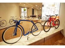 """""""Bikes! Das Fahrrad neu erfinden"""" im GRASSI Museum für Angewandte Kunst Leipzig"""