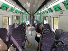 Passengers on 230004
